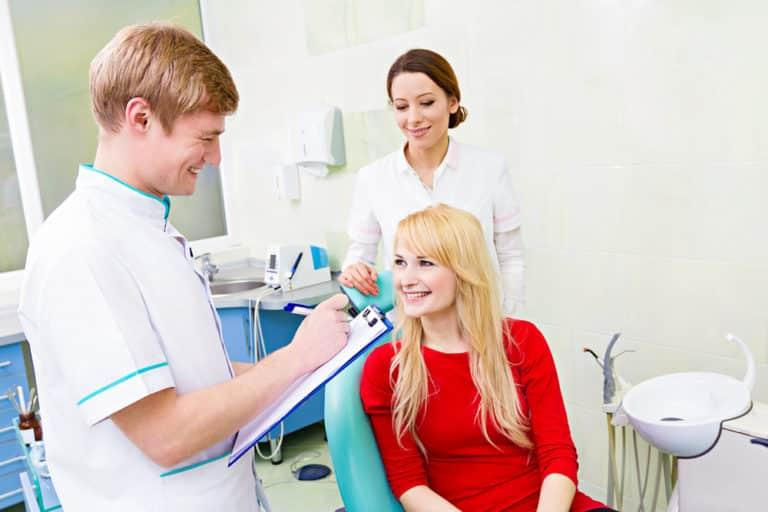 Visit your dentist at Dental Designer for complete dental care