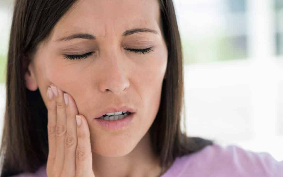 Sensitive Teeth Could Be An Alarm Bell For Decay